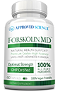 Forskolin MD Bottle
